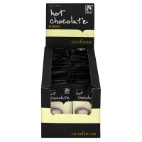Lichfield Fairtrade Hot Chocolate Bustine - 50 x 28gm by Lichfields