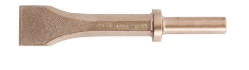 Ampco Safety Tools cr-10-st Druckluft Meißel, non-sparking, antimagnetisch, korrosionsbeständig, 1-1/10,2cm 6-3/10,2cm Länge -
