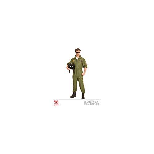 Widmann-WDM65532 Erwachsenenkostüm für Herren, mehrfarbig, - Topgun Kostüm
