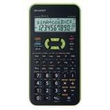 Sharp Schulrechner EL-531 XH GR wissenschaftlich grün