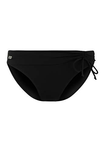 Buffalo Damen Bikinihose Happy schwarz 40 (S-M)