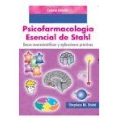 psicofarmacologia esencial stahl