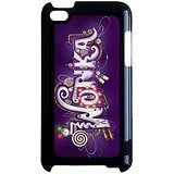 Special Design Willy Wonka Phone Case Cover for Ipod Touch 4th Generation Chocolate Hardshell Protective (Ipod 4th Cover Generation)