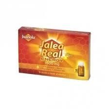 Juanola 1673022 Jalea Real Energy - 1500 mg/14 Viales