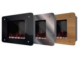 Purline Electric fireplace PEIGA M3R Multi-Coloured