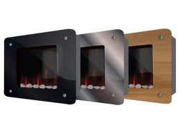 Purline Electric fireplace PEIGA M3R Multi-Coloured
