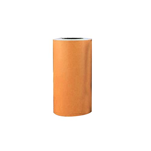 YUnnuopromi Selbstklebende Thermo-Aufkleber Druckpapier für Paperang Foto-Drucker 57 x 30 mm (Drucker Papier Ries)