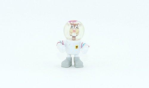 Kinder Überraschung Sandy mit drehbaren Kopf aus der Serie SpongeBob Schwammkopf