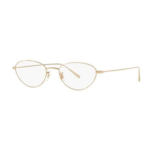 Oliver Peoples Jozette Brille mit transparenten Gläsern