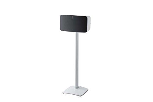 Sanus Kabelloser Lautsprecher Ständer für Sonos Play: 5-Weiß