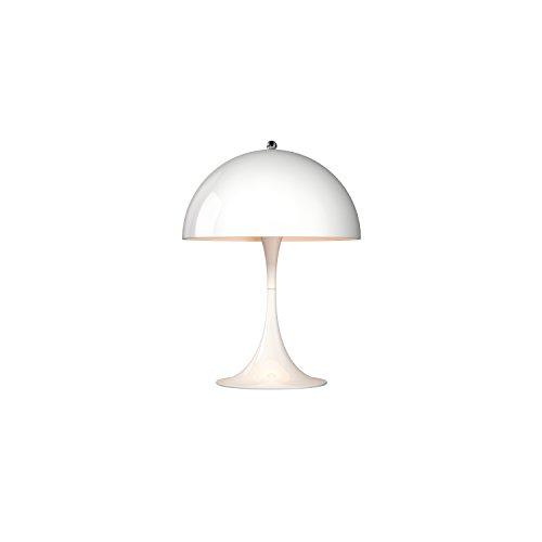 Louis Poulsen Panthella Lampe, mini lED, 10 watts, Blanc