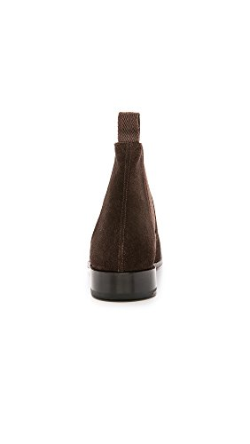 Grenson, Bottes pour Homme Chocolat