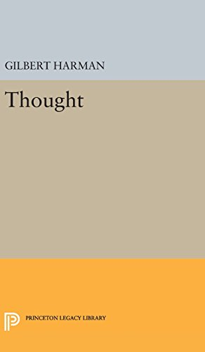Thought (Princeton Legacy Library)