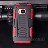 Cocomii Robot Armor HTC One M9 Case NEW [Heavy Duty]