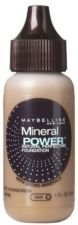 Maybelline Mineral Power Foundation Toffee by (Maybelline Mineral Foundation)
