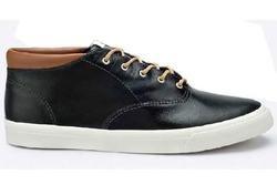 VEJA - Transatlantico Leather - Basket Mind de Ville Homme - Noir (Black/Pierre) (44 EU)