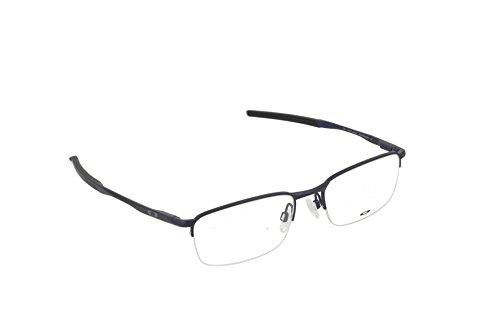 Ray-Ban Herren 0OX3174 Brillengestelle, Braun (Matte Midnight), 53