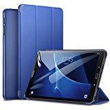 ESR Ultra Dünn Hülle kompatibel mit Samsung Galaxy Tab A 10.1 2016 T580/T580N/T585N, Leichte Schutzhülle mit [Auto Schlaf-/Aufwachfunktion] [Standfunktion] - Blau