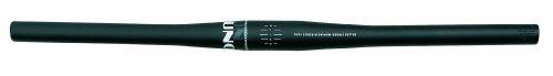 Point Lenker UNO Flat Bar - Aluminium - ∅ 31,8 mm, schwarz, 13549801 Aluminium Flat Bar