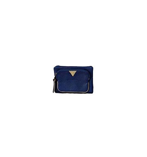Sabrina Porte-monnaie Bleu Royal NINON Cuir 7687.BLEU ROYAL