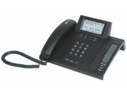 Auerswald COMfortel 2500 Systemtelefon 800 Rn-Speicher schwarz (Schnurlose Telefone Schnurgebundene)