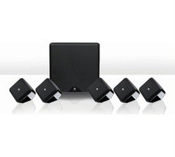 Boston Acoustics SoundWare S 5.1 schwarz (Boston Home-theater)