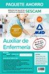 Paquete Ahorro Auxiliar de Enfermería del Servicio de Salud de Castilla-La...