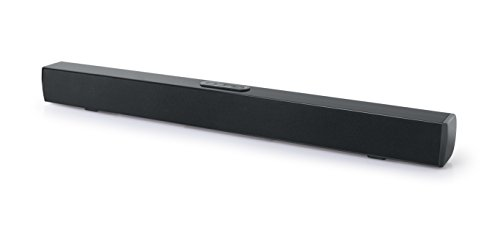 Muse 1520 SBT Sound Bar con Bluetooth, AUX IN, 50 W nero