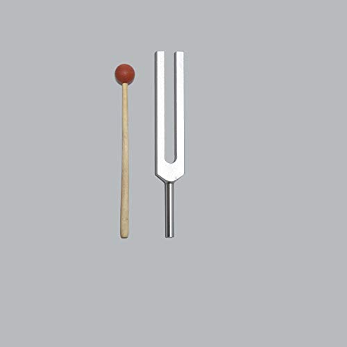 Tuningforkshop 528 Hz Tuning Fork For Healing With Mallet+ by Tuningforkshop