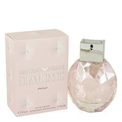 Emporio Armani Diamonds Rose by Giorgio Armani Eau De Toilette Spray 1.7 oz