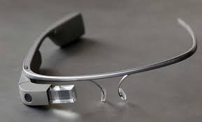 Google Glass Tangerine