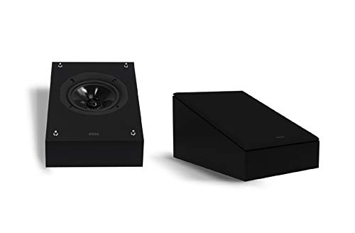 Eltax Monitor Atmos Noir Paire d'Enceintes Surround Dolby Atmos