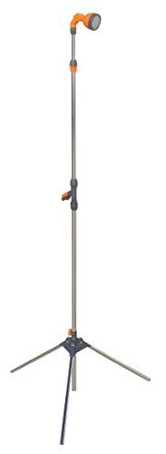 Jocca Garten Dusche von Modell: 1305, orange/silber