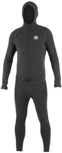 Airblaster Merino Ninja Suit Funktionswäsche natural black