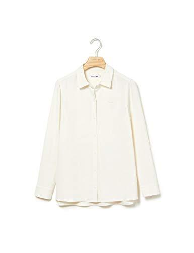 Lacoste - Camisa Punto Manga Larga Mujer - CF8474