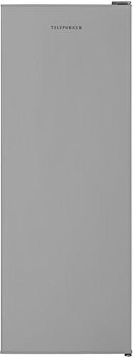 Telefunken KTFG1542FS2 Gefrierschrank / A++ / 145,5 cm / 186 kWh/Jahr / 182 Gefrierteil / Temperaturregelung / Türanschlag wechselbar