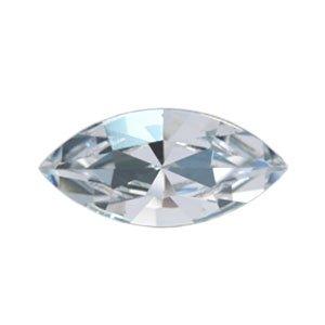 Swarovski - Navette Kristall Stein Crystal 15mm (4)