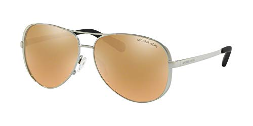 Michael Kors CHELSEA MK5004 Sunglasses 11535A-59 -, Liquid Rose Gold MK5004-11535A-59