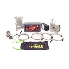 BBQ GURU CyberQ WiFi Watersmoker Set