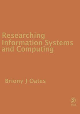 [Researching Information Systems and Computing] (By: Briony J. Oates) [published: November, 2005]