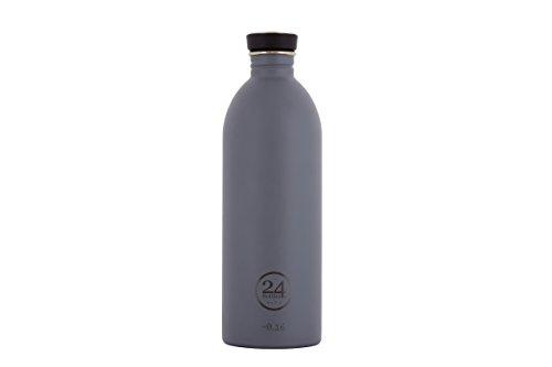 Produktbild 24Bottles Urban, Trinkflasche Unisex Erwachsene, Unisex - Erwachsene, Urban, Formal Grey, 1000 ml