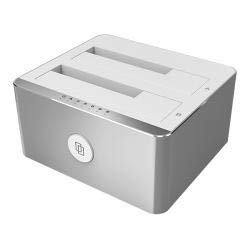 Unitek Dockingstation für HDD USB3.0, Klonen, y-3026 Au (y-3026)