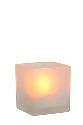 Lucide LED Candle–LED Vela–LED–1x 1W 1600K–Alabastro