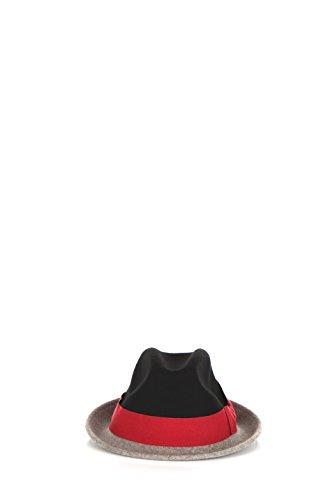 Cappello Accessori Hillmann London L Nero Uf148 Autunno Inverno 2015/16