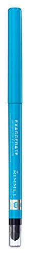 RIMMEL LONDON Exaggerate Waterproof Eye Definer - 240 Aqua Sparkle -