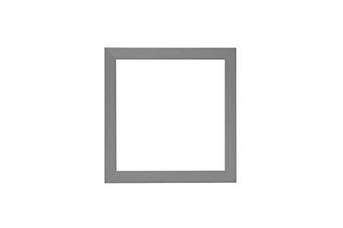 Memory Box Tiefer Bilderrahmen, 3D Range Bild/Foto/Poster Rahmen Poster Display-3D-deep-Box-Parent, Matt Light Grey, A4 -
