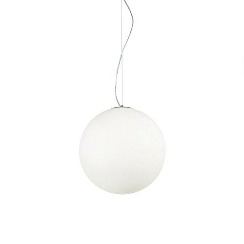 Evergreen Lights Lampe à suspension 60 W, blanc