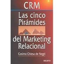 Cinco piramides del marketing relacional, las