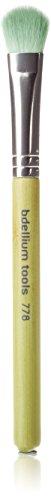 Bdellium Tools Pinceau de maquillage professionnel série Bambou Grand Ombre à paupières
