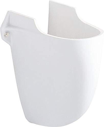 Ideal Standard - Halbsäule für Waschbecken - 50,55,60,65 cm - weiss + Befestigung